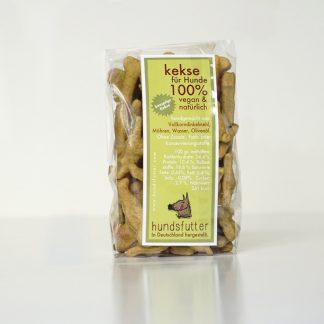 Gesunde leckere allergenfreie vegane Hundekekse in Hundeform - der ideale Snack, Leckerlie, Keks für Hunde - mit ausgesuchten regionalen Zutaten gemacht