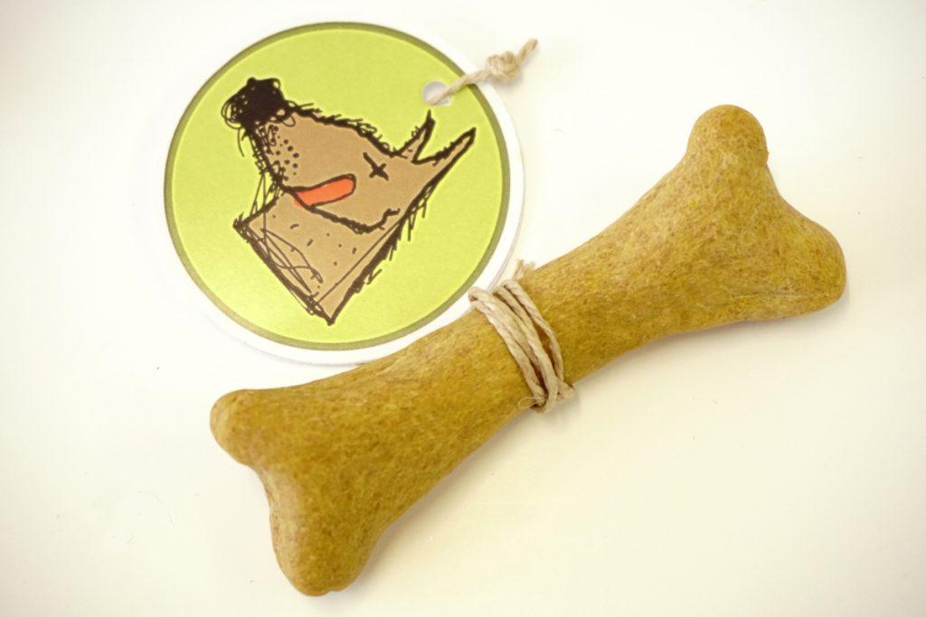 Cookies Snacks Behandler Chewbones-belønninger til hunde, der naturligt er sunde veganske vegetar