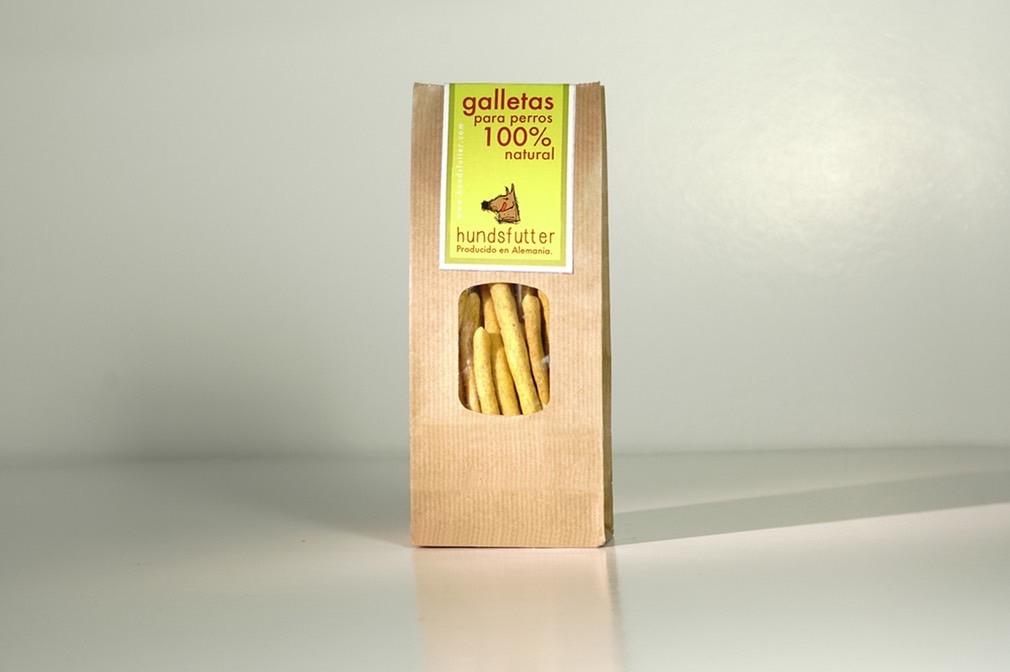 Gesunde Hundesnacks fair hergestellt - hypoallergen - natürliche Zutaten