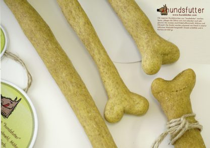 vegane Kauknochen für Hunde