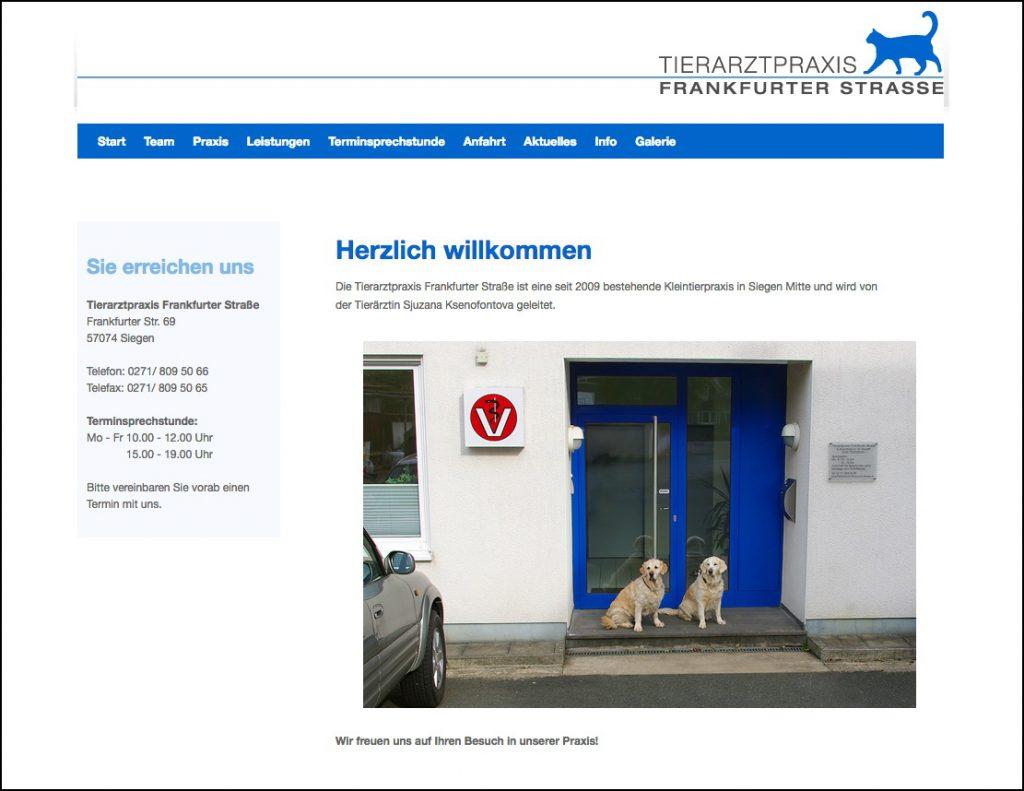 hundsfutter probieren beim Tierarzt. Um ganz sicher zu sein, dass hundsfutter gut ist für den eigenen Hund, kann man in der tierarztpraxis Frankfurter Strasse unsere Produkte gratis probieren.