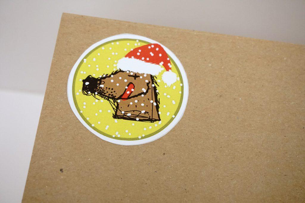 Geschenkideen zu Weihnachten für Hunde und Hundeliebhaber - veganes Knusperhaus für Hunde gesund hypoallergen von hundsfutter
