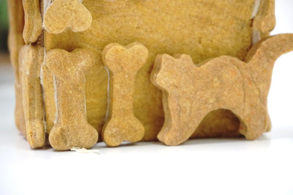 Knusperhaus von hundsfutter Weihnachtsgeschenk