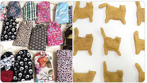 Baldrian und Hopfen Hundesnacks zur Beruhigung zu Silvester. Sie sind aber auch für Reisen oder andere stressige Situationen eine sehr gute Vorbereitung.