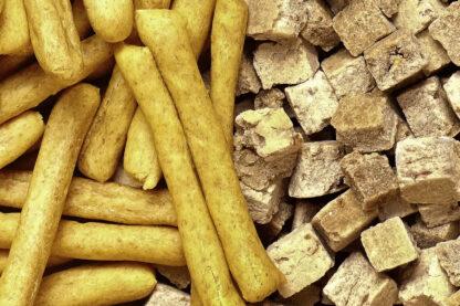Vegane Snackbox Apfel/Nuss Möhre/Dinkel gesund nachhaltig klimafreundlich abwechslungsreich Geschenkidee