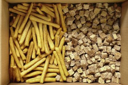 Vegane Snackbox Apfel/Nuss Möhre/Dinkel werden nur unverpackt vertrieben