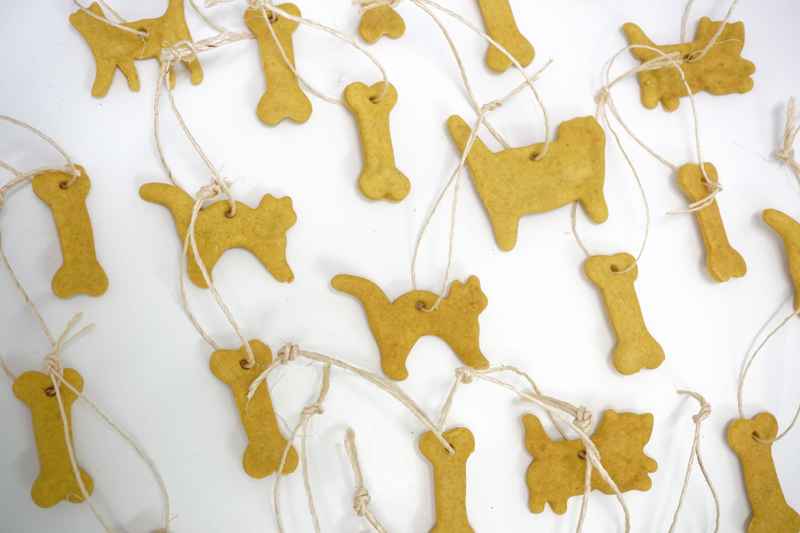 Valeriaan hopt rustgevende koekjes voor reizen en Oud en Nieuw
