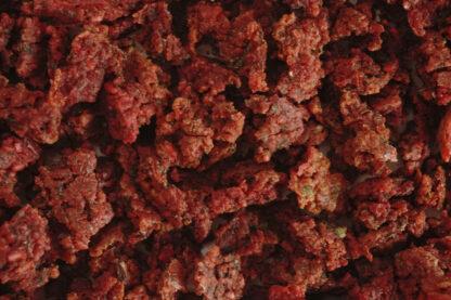vegane hypoallergene glutenfreie Hundesnacks mit Roter Beete und Reis