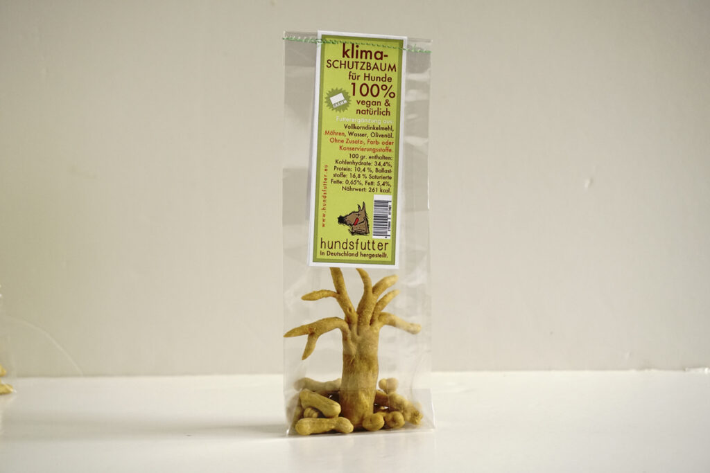 vegane Ernährung ist Klimaschutz. Bei hundsfutter gibt es nur vegane Produkte.