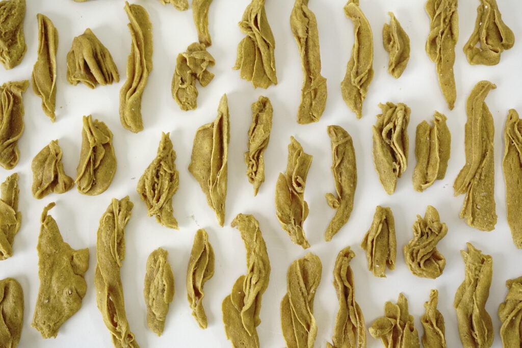 Die Ruhe muss gestört werden - Weitblick statt kurzfristiger Dividende neue vehane knusper Snacks mit Möhre