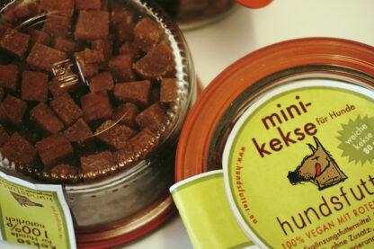extra kleinen mini Snacks für Kleinhunde