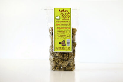 Hundesnacks mit Brokkoli und gekeimten Linsen von hundsfutter